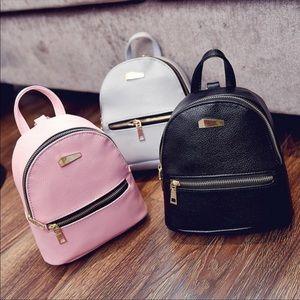 Handbags - ADORABLE MINI BACKPACK